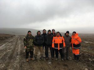 Tigers Realm Ltd coal miners and staff