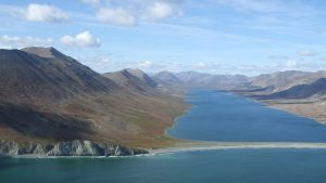 Operating environment Chukotka